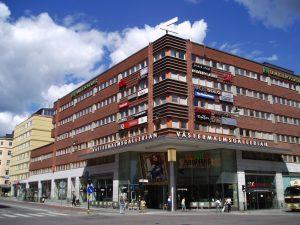 L'isola di Kungsholmen a Stoccolma 2